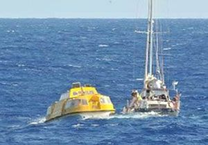 image: Fred Olsen Braemar cruise ship yacht rescue