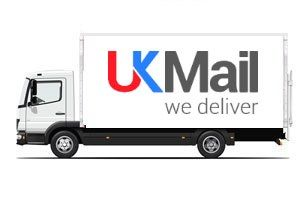image: UK mail parcel freight carrier we deliver Business Post