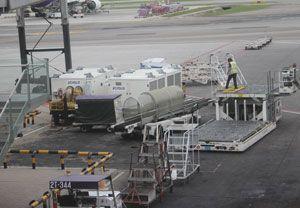 image: IATA air freight cargo tonnages WorldACD Market Data tonne kilometres
