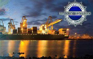 image: Martin Bencher freight forwarding project cargo heavy lift break bulk