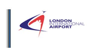 image: London Airport Ontario cargo freight intermodal terminal truck airfreight tonnes offload tranship transit