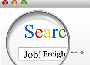 image: Job freight logistics shipping appointments