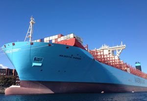 image: INTTRA Safmarine MCC Maersk Hamburg S�d UASC ocean carriers container shipping line box  NVOCC