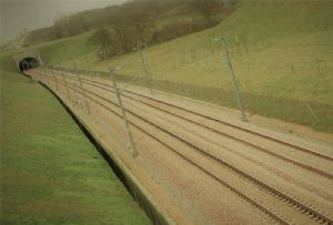 image: UK rail freight HS2 Oakervee vanity project lord Tony Berkeley Network Rail DfT