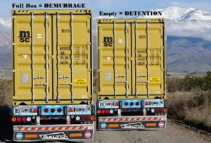 image: FIATA freight forwarders Covid-19 demurrage container detention charges ports terminal shipping lines