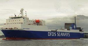 image: Scotland RoRo ferry freight