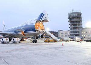 image: Russia cargo air freight Volga Dnepr AirBridgeCargo Airlines space satellite Saudi Arabia