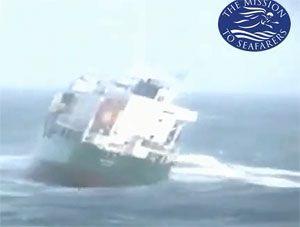 image: Princess Royal UK Mission to Seafarers logistics Christmas charity