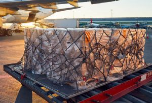 image: FIATA IATA air freight belly hold cargo Covid-19 logistic supply chain proposals