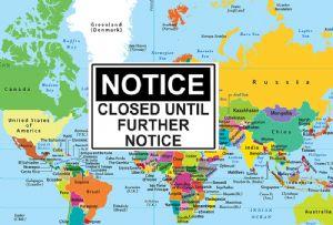 image: UK US multimodal exhibition coronavirus Covid-19 logistics transport events cancelled postponed