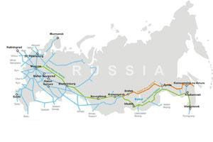 image: China Russia rail freight infrastructure container shipping intermodal