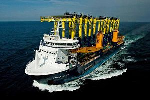 image: Germany Harren-Partner heavy lift freight SAL Combilift vessels