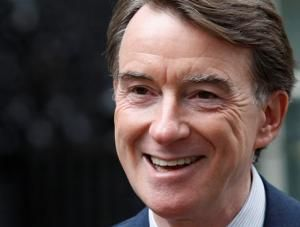 image: Mandelson,Nissan Toyota, Lithium, ion, batteries, freight, transport, logistics,European, investment, Bank,Sunderland, Burnaston, Derby, North, East