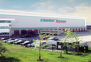 image: UK US freight forwarding logistics 3PL Davies Turner Canada