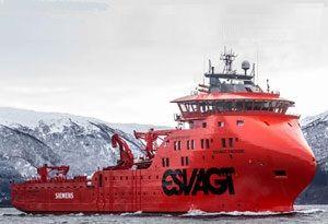 image: Maersk shipping newbuilding ESE Holding A/S Esbjerg Denmark 3i vessel