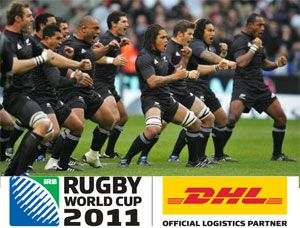image: New Zealand rugby trucks international freight logistics