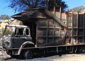 image: India freight trucks Myanmar cargo