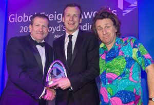 image: UK Project Freight Forwarding Heavy Lift Award Allseas Global Logistics