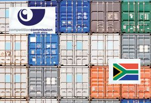 image: South Africa shipping lines freight forwarder cartel antitrust cargo