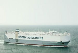 image: Kenya Norway Hoegh Autoliners drugs death weapons M16 vessel UN peacekeeping