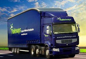 image: UK CPC road haulage driver shortage free training Palletways Vidu Nicky Jones truck