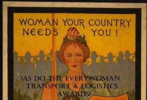 image: UK everywoman transport & logistics awards VE Day 2020