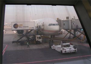 image: airfreight cargo road rail multi modal