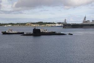 image: Japan, dry, bulk, tanker, attack, submarine, tonnes, Soryu, Ocean Artemis,