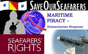 image: ITF Seafarers Trust ocean freight piracy victims