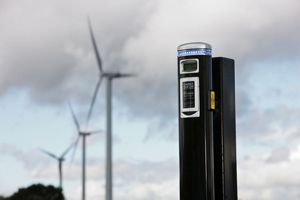 image: UK zero carbon electric trucks road haulage operator green tonnes