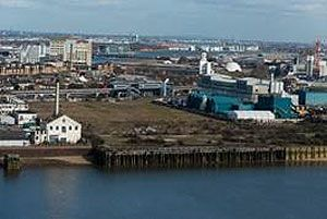 image: UK Peruvian wharf guano PLA road freight haulage barges