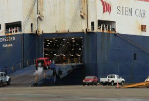 image: US RoRo car carrier Siem Federal Maritime Commission Roll On-Roll Off Shipping Act