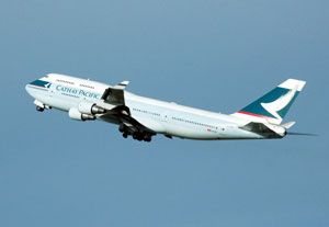 image: Canada air freight criminal conspiracy Cathay Pacific cargo carrier cartel India