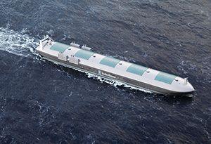 image: Europe LNG ballast water energy efficiency Green Shipping Market maritime transport environmental finance ships vessels