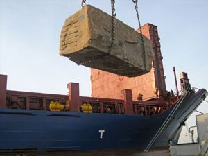 image: India Belgium Germany out of gauge project cargo freight agency