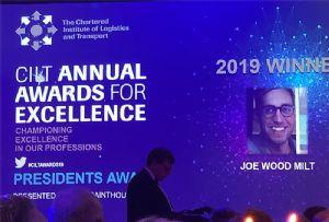 image: CILT UK Princess Royal transport and Logistics Awards