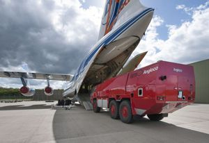 image: Afghanistan Russia project freight forwarder cargo tonnes