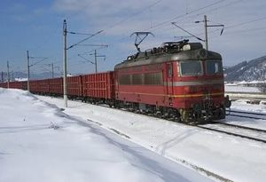 image: Bulgaria Russia rail freight cargo carrier