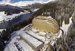 image: Switzerland Davos Dubai Peru Ukraine freight logistics infrastructure ports