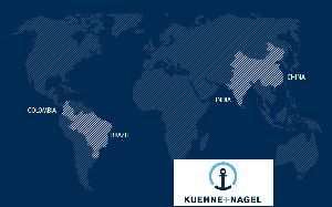 image: witzerland Kuehne + Nagel freight forwarding anti trust cartel logistics