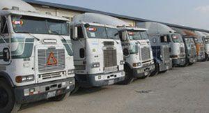 image: Cambodia freight haulage truck cargo
