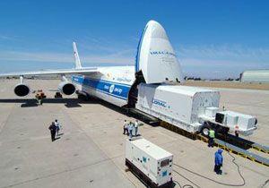 image: Australia  Mauritania freight air cargo tonnes military vehicles drilling equipment