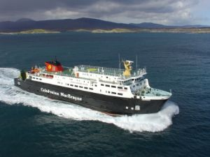 image: Stornoway, Caledonian MacBrayne, Lewis, Western Isles, ferry, Lord's Day Observance Society, Comhairle nan Eilean Siar, Ullapool, Peter Timms, Angus Campbell, Scottish Government,