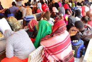 image: UK, East Africa, Transaid, malaria, trucks, human, trafficking, FCDO, Covid-19, Christmas, appeal,