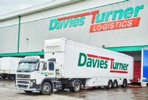 image: UK freight forwarding road haulage HGV drivers logistics staff shortages Davies Turner