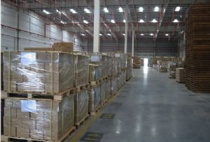 image: UK warehousing association Brexit shippers