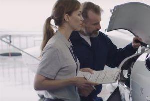 image: Norway gender diversity IATA WISTA ocean freight air women