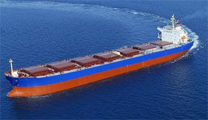 image: Greece container shipping bulk shippers carriers ships vessels TEU Kamsarmax