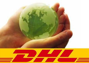 image: DHL freight logistics supply chain carbon reduction green Delphi study cargo