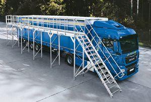 image: UK, Europe, Covid, Winter, ice, technology, haulage, Black Friday, Christmas, de-icing platform,